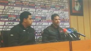 صادقی: در فوتبال ایران با سکوت به جایی نمی رسید