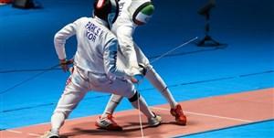 نایب قهرمانی شاکر در رقابت مجازی شمشیربازی