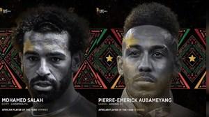 ۱۰ نامزد بهترین بازیکن سال ۲۰۱۹ قاره آفریقا