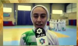 گزارش اختصاصی از تمرین تیم دختران هیئت فوتبال خراسان