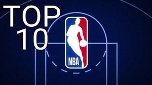 10 حرکت برتر شب گذشته بسکتبال NBA