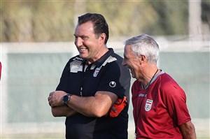 توییت مارک ویلموتس درباره فسخ قرارداد با تیم ملی