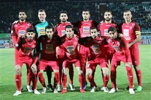 ۱۱ بازیکن پرسپولیس در مقابل شهرداری ماهشهر