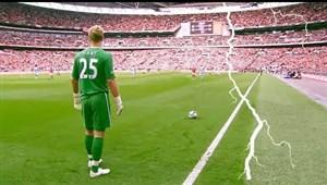 10 گل برتر توسط دروازه بانان فوتبال جهان