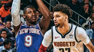ویدئو خلاصه بسکتبال نیویورک نیکس - دنور ناگتس