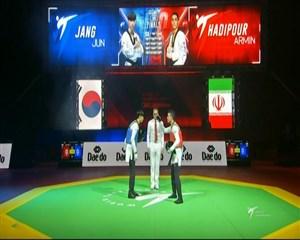 شکست هادی پور در نیمه نهایی وزن -58 برابر حریف کره ای