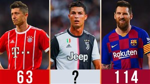 10 گلزن برتر تاریخ لیگ قهرمانان اروپا