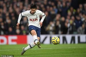 5 گل برتر سون هیونگ مین در لیگ جزیره