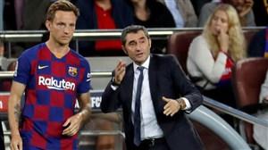 راکیتیچ: هیچ باشگاهی برای من مثل بارسا نیست