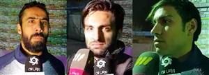 صحبتهای بازیکنان ماشینسازی پساز پیروزی برابر تراکتور