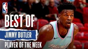 بازیکن برتر هفته NBA; جیمی باتلر