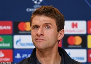 پاسخ عجیب مولر به احتمال بازگشت به تیم ملی آلمان