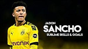 بررسی عملکرد جیدون سانچو در بوندسلیگا فصل 20-2019