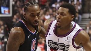 ویدئو خلاصه بسکتبال لس آنجلس کلیپرز - تورنتو رپترز