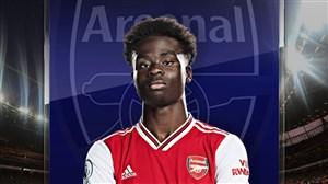 باکایو ساکا ؛ ستاره 17 ساله آرسنال