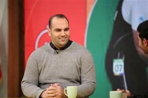 سلیمی: هدفمان قهرمانی در لیگ برتر وزنهبرداری است