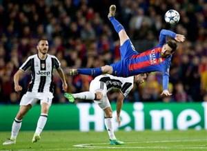 کابوس ایتالیایی بارسلونا تکرار میشود؟ (عکس)