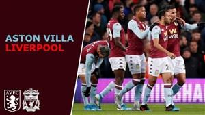 خلاصه بازی استون ویلا 5 - لیورپول 0