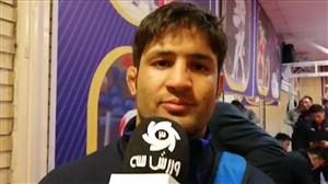 سعیدعبدولی: برای رفتن به تیم ملی باید خودمان را بکشیم