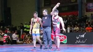 پیروزی عبدولی برای تیم بازار بزرگ ایران
