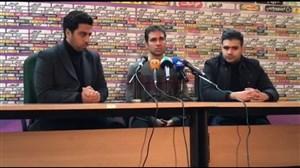 ابراهیم صادقی: حتی از تیم های لیگ یکی ارزان تریم