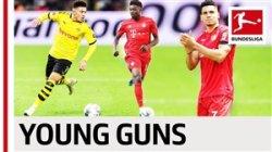 5 گلزن جوان بوندسلیگا فصل 20-2019