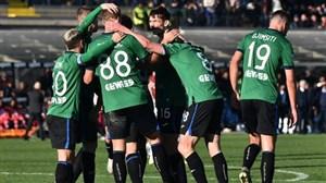 آتالانتا 5-0 میلان؛ تحقیر روسونری در آخرین بازی سال