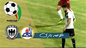 خلاصه بازی نفت مسجد سلیمان 3 - شاهین بوشهر 2