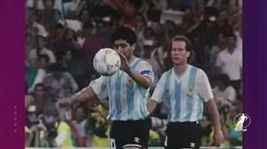 خاطره بازی با گابریل کالدرون درباره فینال جام جهانی