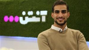 مصاحبه دیدنی با ستاره فوتبال ایران در لیگ اوکراین
