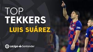 برترین بازیکنان این هفته لالیگا: لوئیس سوارز
