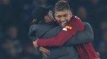 گل سوم لیورپول به لسترسیتی (دبل فیرمینو)