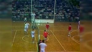 نوستالژی؛ لیگ والیبال تهران در سی سال پیش