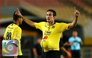 گولسیانی کاندید بهترین بازیکن ماه آذر لیگ برتر