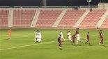 گل اول امید ایران به قطر توسط شکاری (پنالتی)