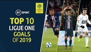 10 گل برتر لوشامپیونه فرانسه در سال 2019
