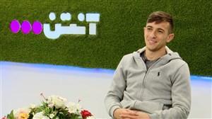 مصاحبه اختصاصی آنتن با فرشاد احمدزاده