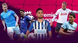 5 گل برتر هفته بیستم لیگ جزیره 20-2019