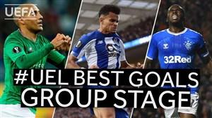 بهترین گل های مرحله گروهی لیگ اروپا در سال 2019