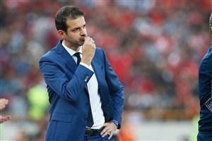 مذاکرات استراماچونی برای پذیرش هدایت تیم ملی ایران