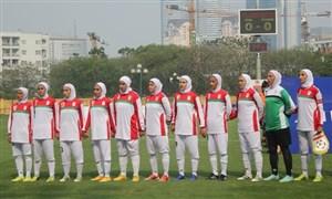 چطور تیم ملی بانوان ایران به المپیک نرسید