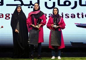 تبعیض بین فوتبالیستهای مرد و زن در مراسم بهترینها