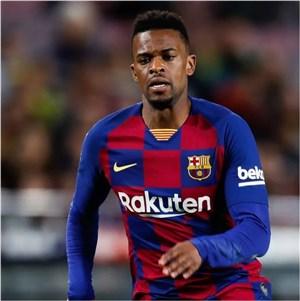 مهارتهای نلسون سمدو، بازیکن جوان بارسلونا