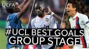 برترین گلهای مرحله گروهی لیگ قهرمانان اروپا20-2019
