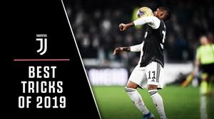حرکات تکنیکی برتر باشگاه یوونتوس در سال 2019