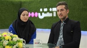 زندگی خصوصی خواهر و برادر فوتبالی ایران چگونه است؟