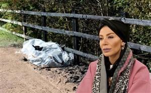همسر ایرانی ساموئل: قد جسد از جی لوئد کوتاه تر بود !