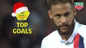 5 گل برتر نیم فصل لوشامپیونه فرانسه با ضربات ایستگاهی