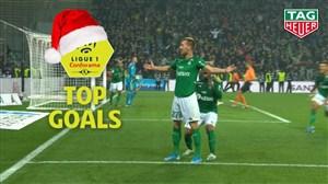 5 گل برتر نیم فصل لوشامپیونه فرانسه با ضربات سر