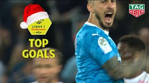 5 گل برتر نیم فصل لوشامپیونه فرانسه توسط بازیکنان لاتین